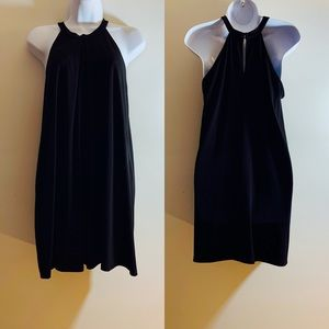 BCBGeneration Halter Shift Dress